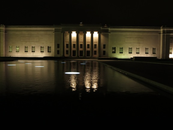 Kansas City Nelson Atkins Museum