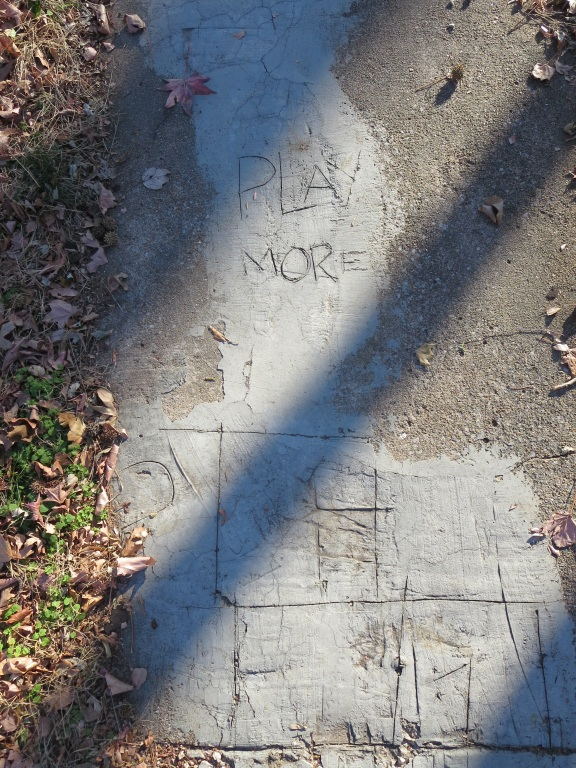 sidewalk messages