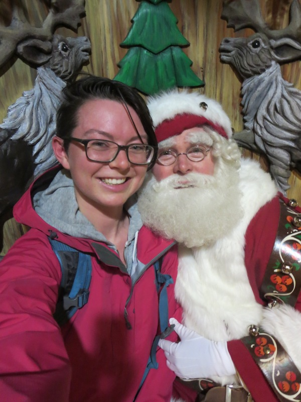 Santa at Macy's